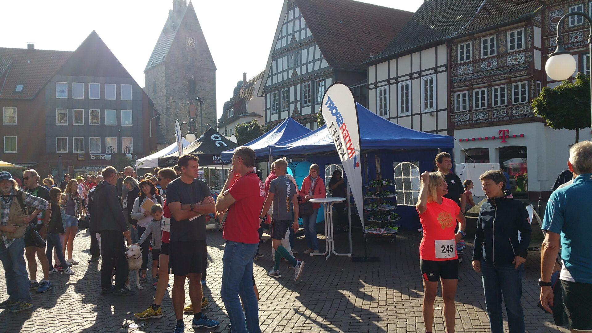 11Familiensporthaus Kreft: Ausrichter der Schaumburger Laufserie in Stadthagen