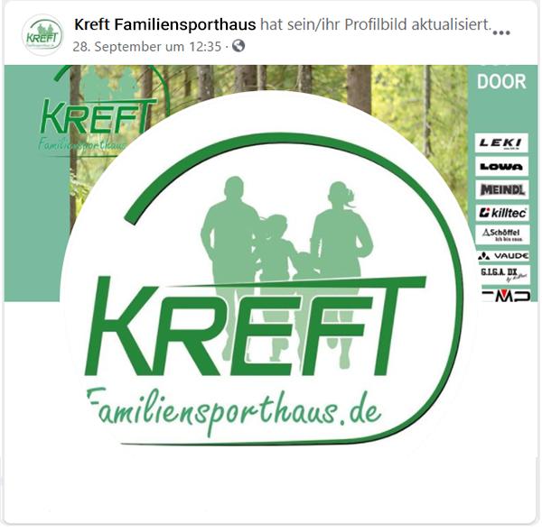 11Facebook - Familiensporthaus Kreft